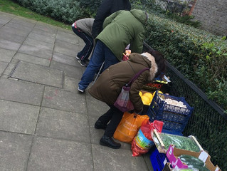 London Victoria Outreach and Foodbank