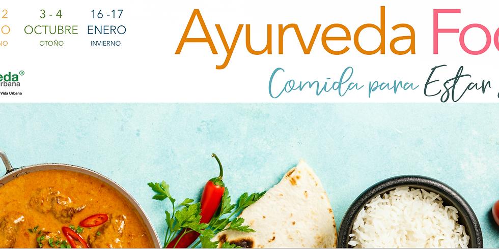 Ayurveda Food 2020 / Comida para Estar Bien