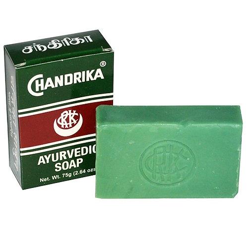 Jabón Ayurvédico CHANDRIKA