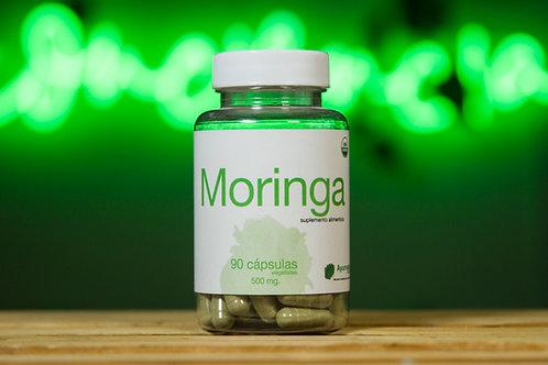 Moringa orgánica 90 cápsulas vegetales