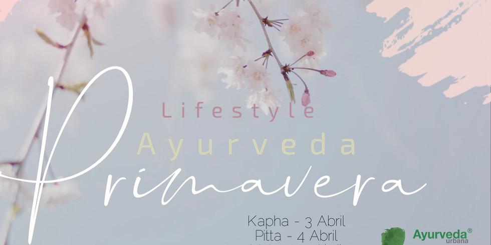 Primavera Lifestyle Vata