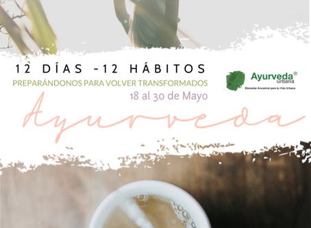 12 días - 12 hábitos