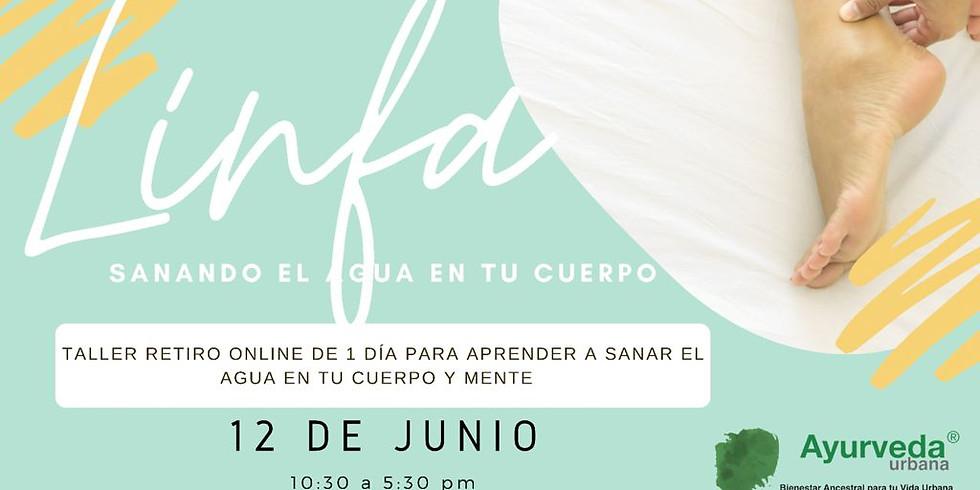 Linfa / Taller Retiro Online
