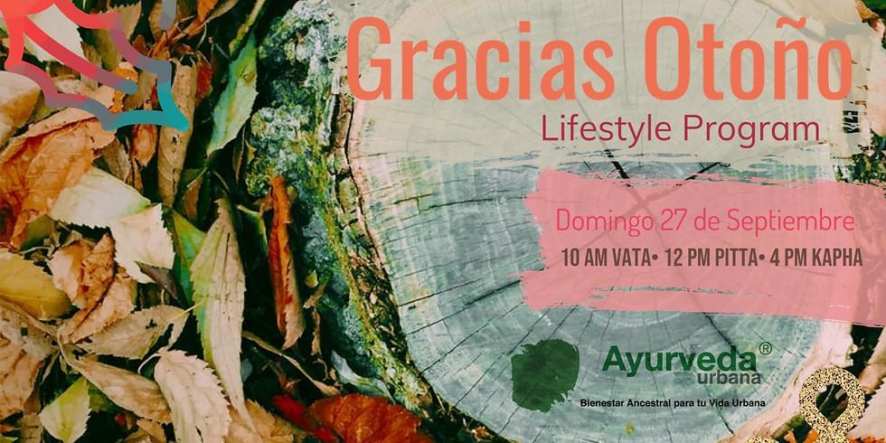 Gracias Otoño PITTA / Lifestyle Program