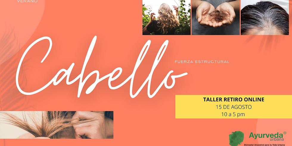 Cabello / Taller Retiro Online