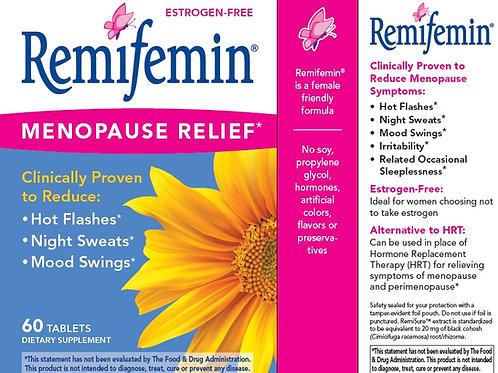 Remifemin 60 Tabletas
