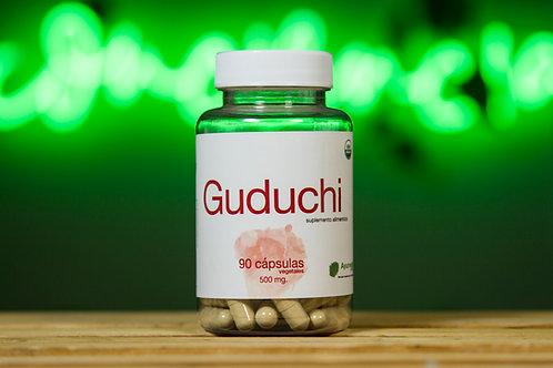 Guduchi orgánico de 90 cápsulas vegetales
