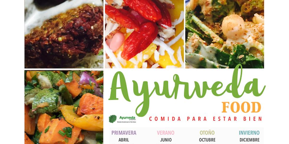 Ayurveda Food Otoño / Vata / jue y vie