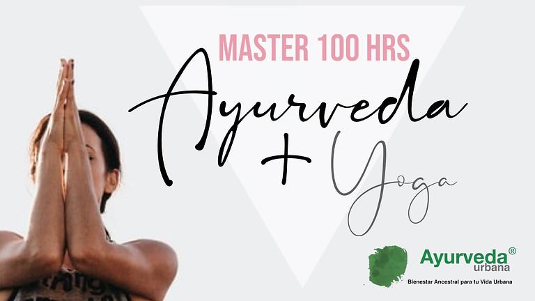 Master en Ayurveda + Yoga / 100 horas