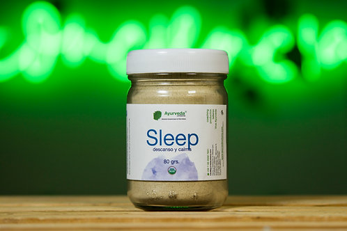 Sleep descanso y calma 80g