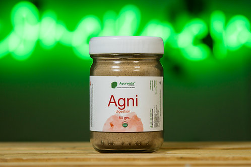 Agni digestión 80g