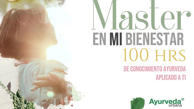 Master en mi Bienestar 2021 / 100 hrs Online