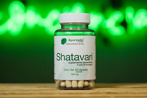 Shatavari orgánico de 90 cápsulas vegetales