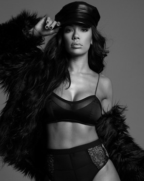 Erica Mena Photoshoot Jessy J Photo