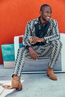Dallas mens fashion editorial photographer