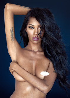 Jessica white supermodel photoshoot