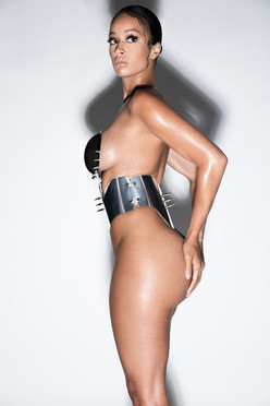 Draya Michele Photoshoot jessy j photo