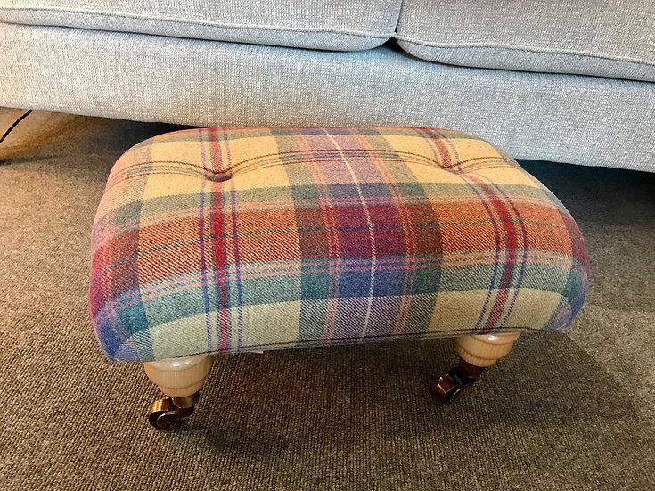 Linwood beachcomber footstool