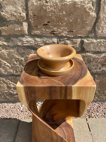 Locally Turned Bowl