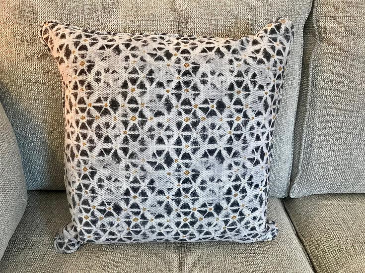 Nordic printed cushion