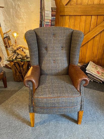 Glencoe Wingback Chair