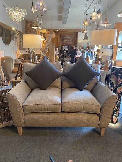 Charcoal Isle Mill Cushion