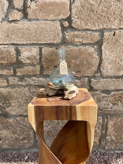Molten Glass Vase (Small)