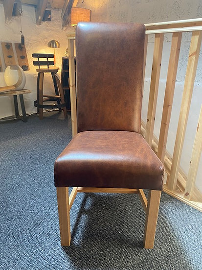 Country Rollback Dining Chair