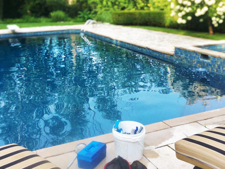 Why it's important to balance your pool water
