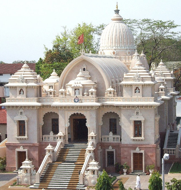Ramakrishna Math Temple