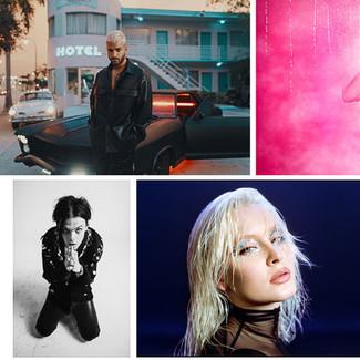 SAM SMITH, MALUMA, DOJA CAT, YUNGBLUD E ZARA LARSSON SÃO ATRAÇÕES CONFIRMADAS NO MTV EMA 2020