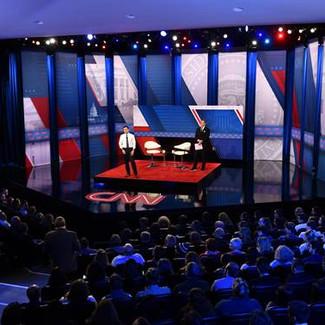 """CNN Brasil anuncia o lançamento da """"CNN Eventos"""""""