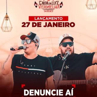 """""""Denuncie  ai""""  novo sucesso da Dupla Gustavo Moura & Rafael"""