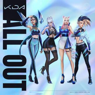 Riot Music revela as vozes que compõem as novas canções de K/DA