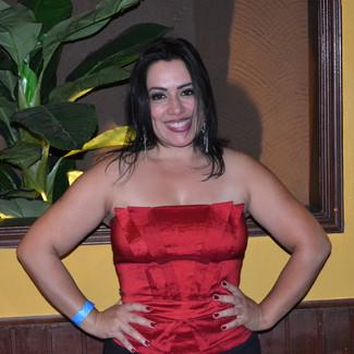 Lu Figueiredo Arrasou  no Camarote Villa WEST Bar