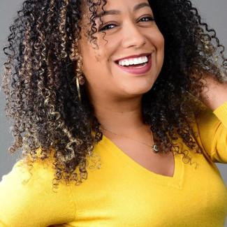 Aretha Oliveira é a nova cliente da agência DAC Comunicação