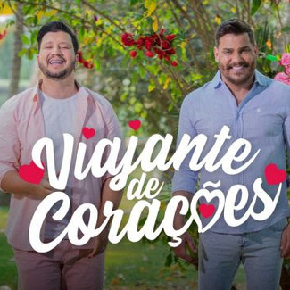 """Cleber & Cauan lançam clipe da faixa romântica """"Viajante de Corações"""" nesta sexta (23)"""
