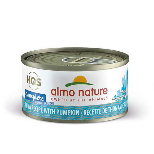 Almo Nature Tuna with Pumpkin in Gravy