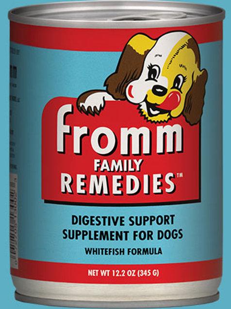 Fromm Whitefish Formula remedies