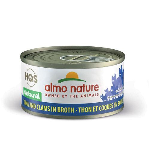 Almo Nature Tuna and Clam in Broth