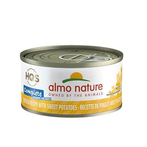 Almo Nature Chicken & Sweet Potato in Gravy