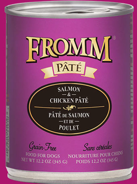 Fromm Salmon & Chicken Pâté