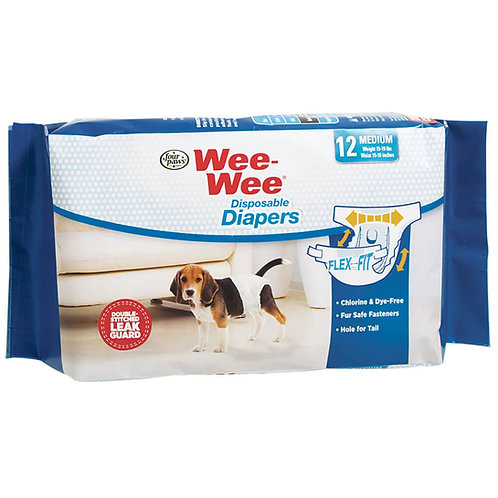 Wee-Wee® Disposable Diapers