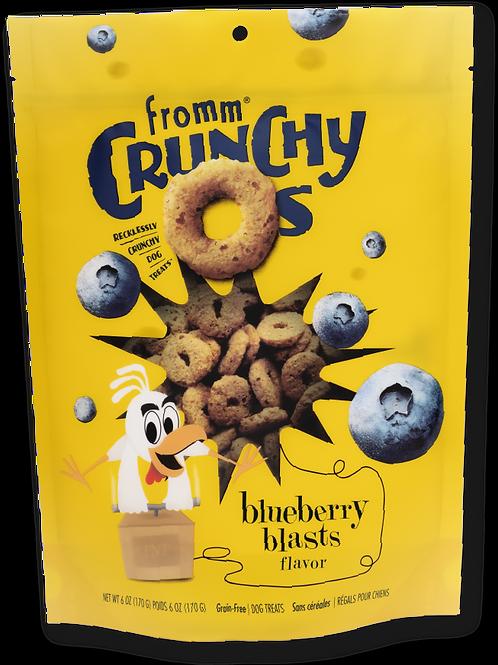 Fromm Blueberry Blasts treat