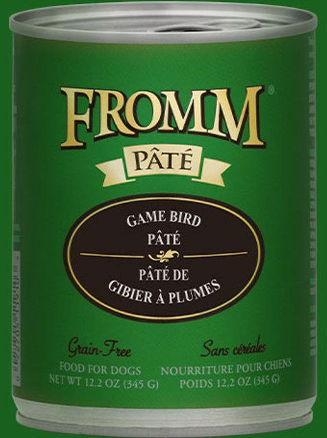 Fromm Game Bird Pâté