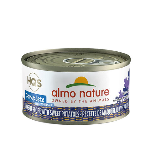 Almo Nature Mackerel w Sweet Potato in Gravy