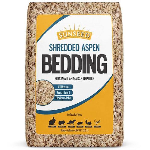 Sunseed Shredded Aspen Bedding