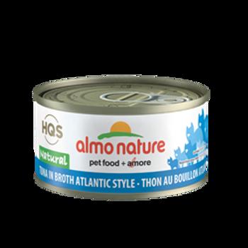 Almo Nature Tuna in Broth Atlantic Style