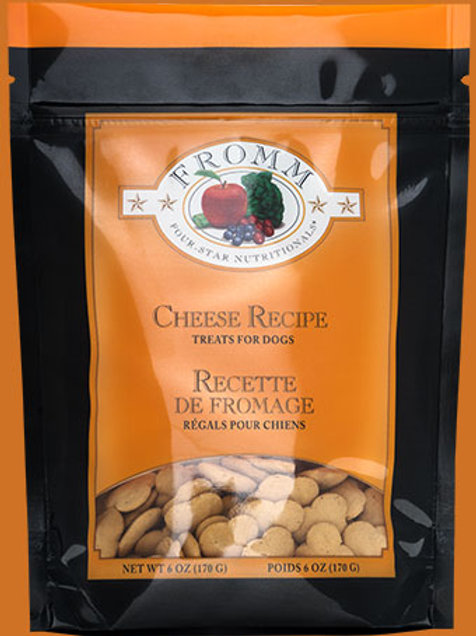 Fromm Cheese Training treats