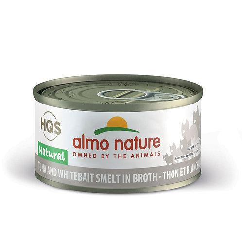 Almo Nature Tuna and Whitebait in Broth
